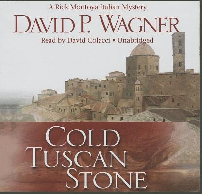 Cover for Cold Tuscan Stone (Rick Montoya Italian Mysteries)