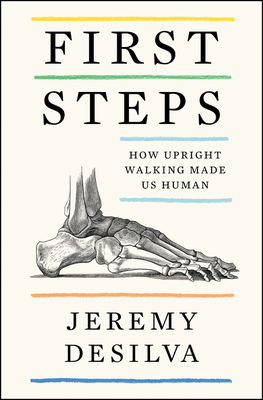 First Steps: How Upright Walking Made Us Human Cover Image