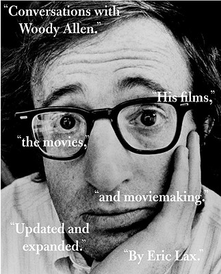 Conversations with Woody Allen Cover