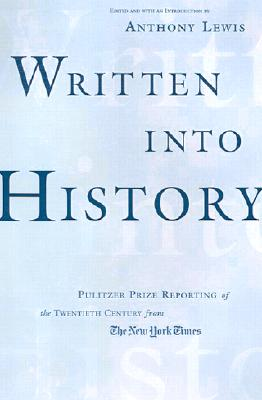 Written into History Cover