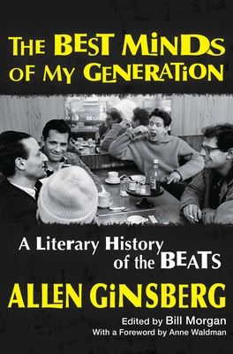 Best Minds of My Generation: A Literary History of the Beats Cover Image