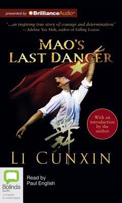 Mao's Last Dancer Cover