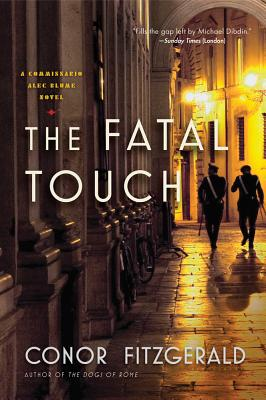 The Fatal Touch Cover