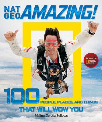 Nat Geo Amazing! Cover