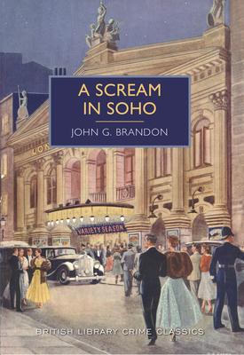 A Scream in Soho Cover Image