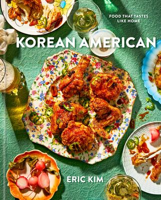 Korean American: Food That Tastes Like Home Cover Image