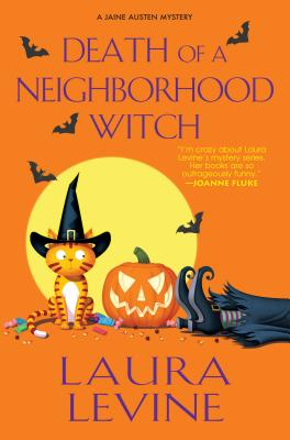 Death of a Neighborhood Witch Cover Image