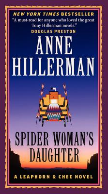 Spider Woman's Daughter (A Leaphorn, Chee & Manuelito Novel #1) Cover Image