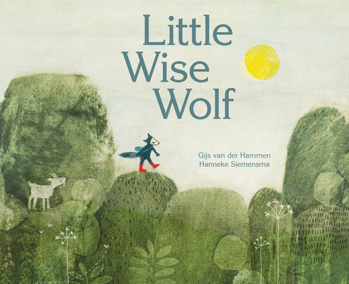 Little Wise Wolf Cover Image