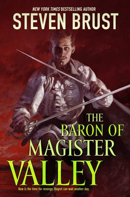 The Baron of Magister Valley (Dragaera #2) Cover Image