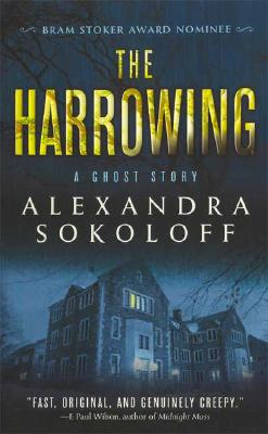 Cover for The Harrowing