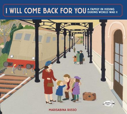 I Will Come Back for You Cover Image