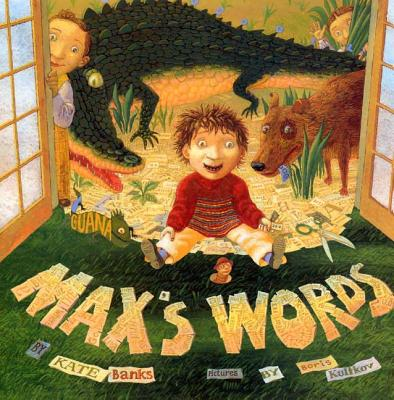 Max's Words Cover Image
