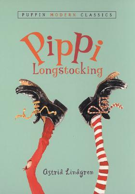 Pippi Longstocking (Puffin Modern Classics) Cover Image