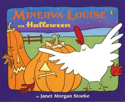 Minerva Louise on Halloween Cover