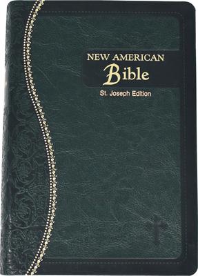 Saint Joseph Bible-NABRE-Medium Size Cover Image