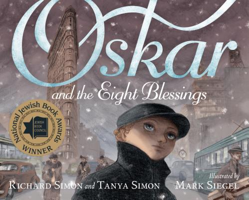 Oskar and the Eight Blessings Cover Image