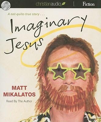 Imaginary Jesus Cover