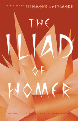 The Iliad of Homer Cover Image
