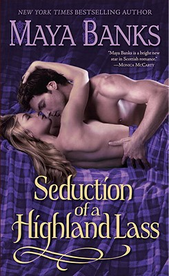 Seduction of a Highland Lass (The Highlanders #2) Cover Image