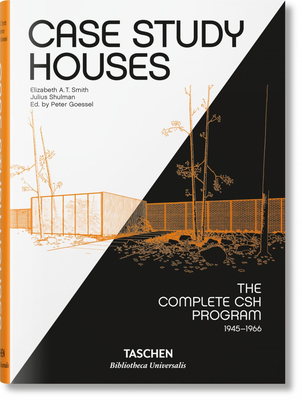Case Study Houses. the Complete CSH Program 1945-1966 Cover Image