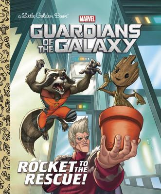 Marvel Guardians of the Galaxy: Rocket to the Rescue!