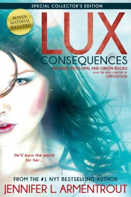 Lux: Consequences (Opal & Origin) (A Lux Novel) Cover Image