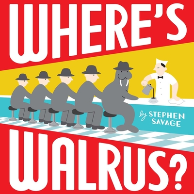 Where's Walrus? Cover Image