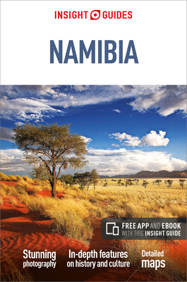 Insight Guides Namibia (Travel Guide with Free Ebook) Cover Image