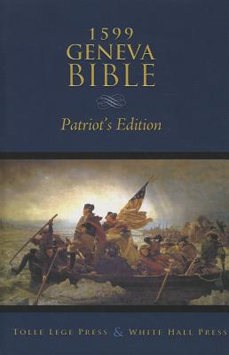 1599 Geneva Bible-OE-Patriot's Cover Image