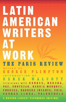 Latin American Writers at Work Cover