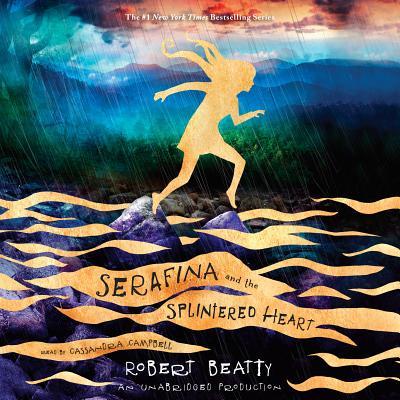 Serafina and the Splintered Heart Cover Image