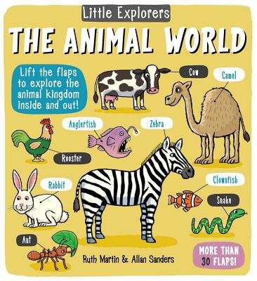 Little Explorers: The Animal World Cover Image