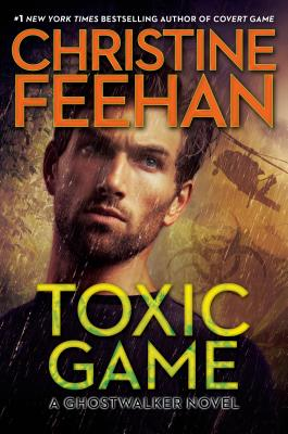 Toxic Game (A GhostWalker Novel #15) Cover Image