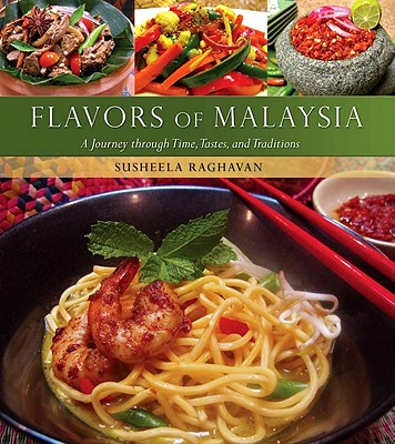 Flavors of Malaysia Cover