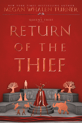 Return of the Thief (Queen's Thief #6) Cover Image