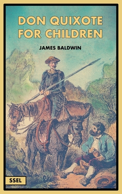 Don Quixote for Children (Illustrated): Easy to Read Layout Cover Image