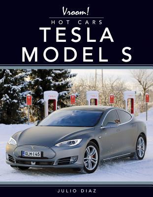 Tesla Model S (Vroom! Hot Cars) Cover Image