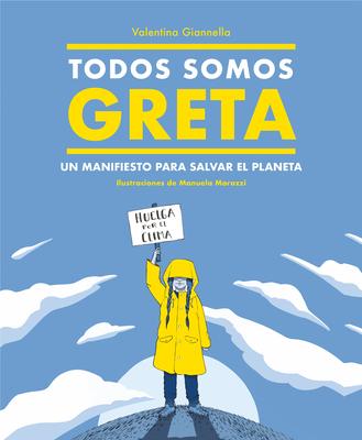 Cover for Todos somos Greta