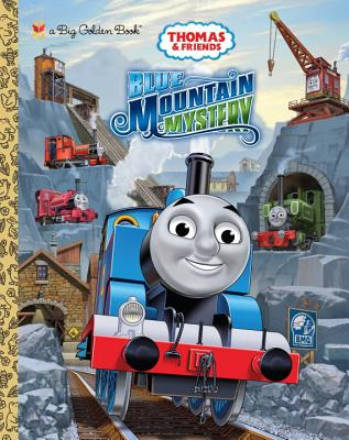 Thomas & Friends: Blue Mountain Mystery Cover Image