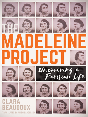 The Madeleine Project Cover