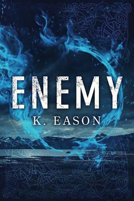 Enemy: A Dark Fantasy Novel (On the Bones of Gods #1) Cover Image