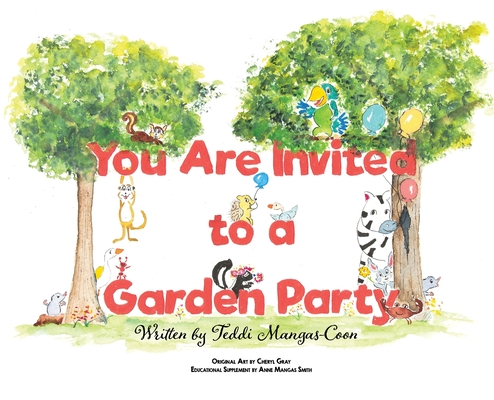 You Are Invited to a Garden Party Cover Image