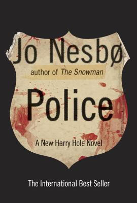 Police: A Harry Hole Novel (Harry Hole Series) Cover Image