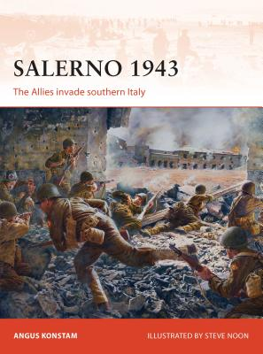 Salerno 1943 Cover