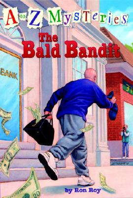The Bald Bandit Cover