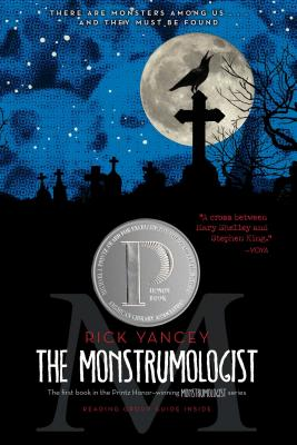 The Monstrumologist Cover Image
