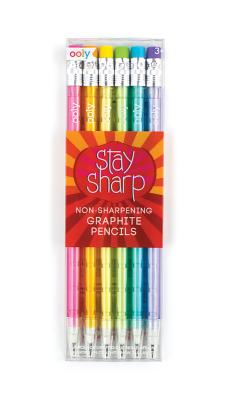 Stay Sharp Pencils - Set of 6 Cover Image
