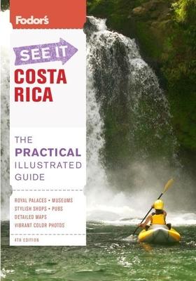 Fodor's See It Costa Rica Cover Image