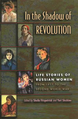 In the Shadow of Revolution Cover
